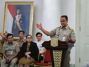 Anies Resmi Usulkan Karantina Jakarta ke Pemerintah Pusat