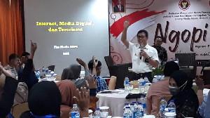 Wiratmadinata: Banyak Orang Tidak Sadar ikut share Hoax