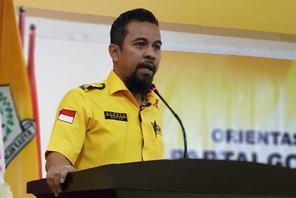 Nova Iriansyah Berikan Insentif ke Petugas Medis, Wakil Ketua DPRA: Ini Sikap Mulia dan Terpuji