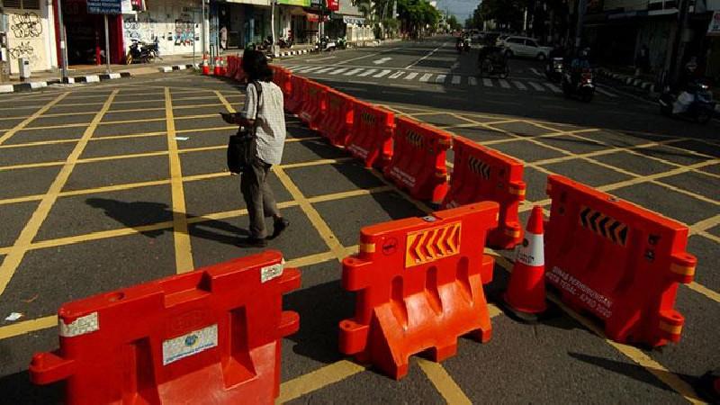 Terjadi Penutupan Sejumlah Jalan pada Jam Malam, Ini Penjelasan Kapolresta Banda Aceh