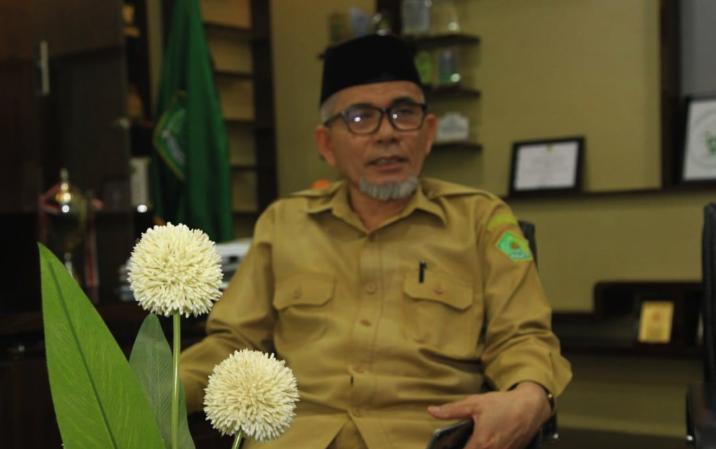 Karena Corona, Ratusan Ribu Siswa Madrasah di Aceh Belajar di Rumah
