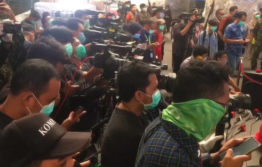 AMSI Serukan Peliputan Jurnalistik Utamakan Keselamatan