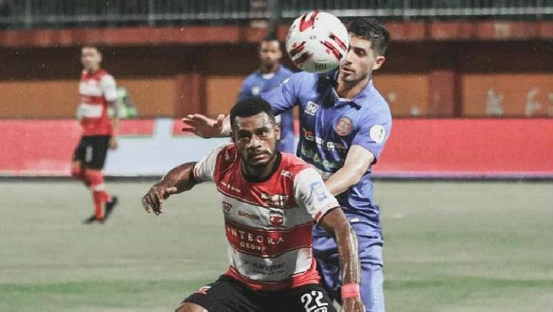 Bertandang ke Madura United, Persiraja Kembali Tahan Imbang Tim Papan Atas