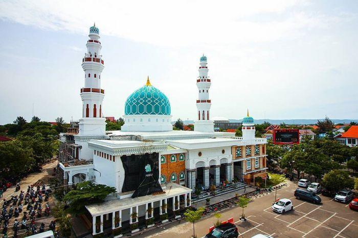 Antisipasi Wabah Virus Corona, Aktivitas di Masjid Oman Dihentikan Sementara