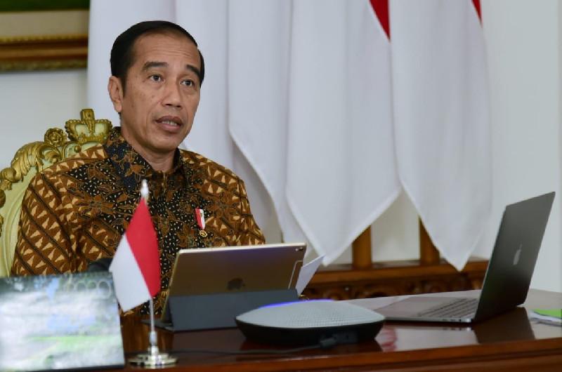 Presiden Perintahkan Pembatasan Sosial Skala Besar dan Darurat Sipil