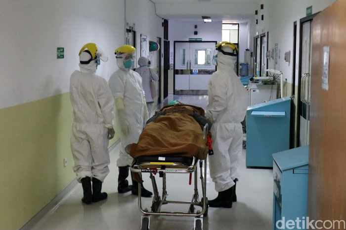 Tiga Hari Dirawat di RSUDZA, Pasien PDP Virus Corona Meninggal Dunia