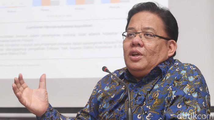 Ombudsman Dorong Balai Pemasyarakatan Awasi Warga Binaan Asimilasi Corona