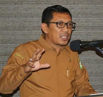 Ini Penjelasan Kadis Sosial Aceh soal Polemik Lambang Pancacita Berwarna Biru