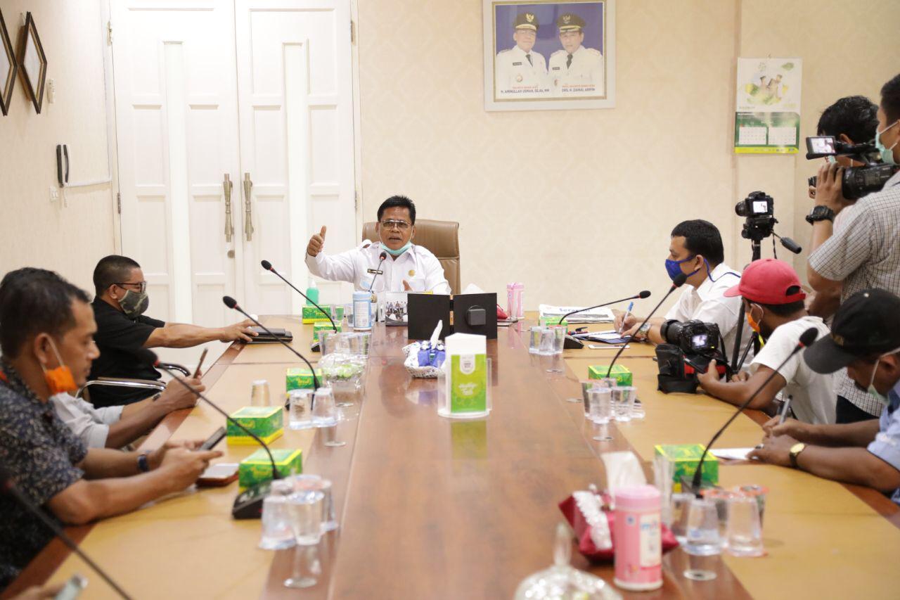 Wali Kota Banda Aceh Gratiskan Air PDAM untuk Tempat Ibadah