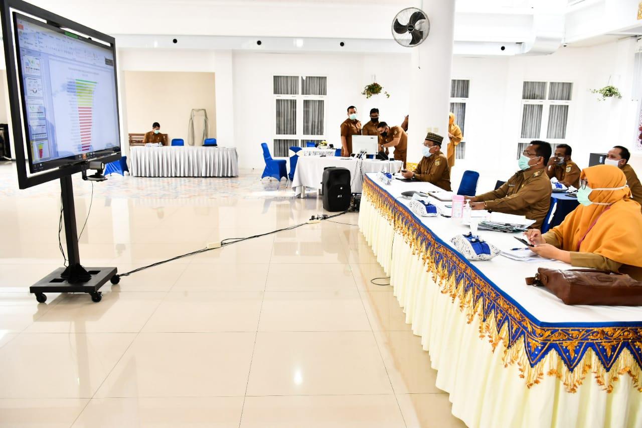 Penilaian KPK Pencegahan Korupsi di Aceh, Banda Aceh Raih Nilai Tertinggi
