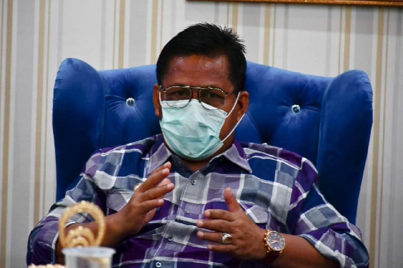 Dua Orang Positif Covid-19, Hasil Rapid Test di Banda Aceh