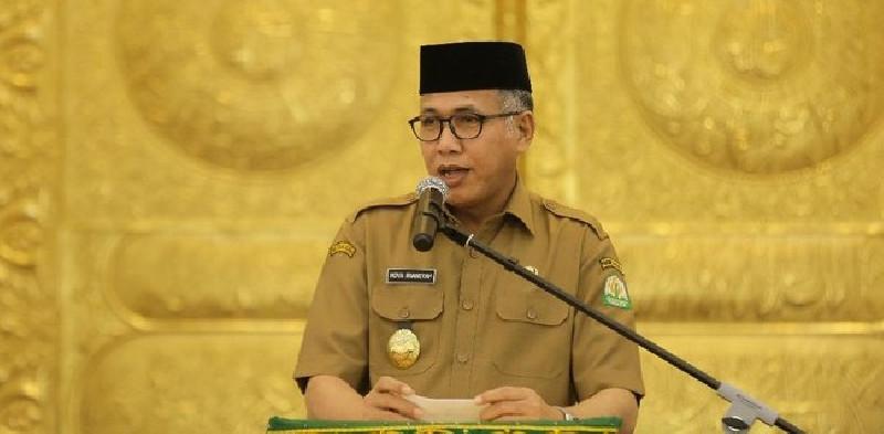 Langkah Sigap Pemerintah Aceh Tangani Corona