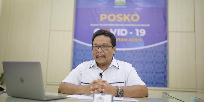 Update Corona Aceh: Jumlah ODP Bertambah Menjadi 893 Kasus
