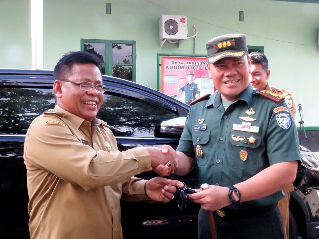 Dandim 0101/BS: Jaga Gampong Boleh, Tapi Bergiliran dan Tidak Ramai-Ramai