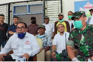 Kadin Aceh Bagikan Paket Sembako Selama Bulan Ramadan