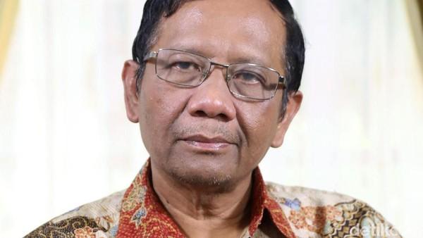 Ravio Patra Dibebaskan, Mahfud MD: Saya Turut Bergembira