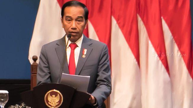 Jokowi Terbitkan PP Pembatasan Sosial Berskala Besar, Begini Isinya