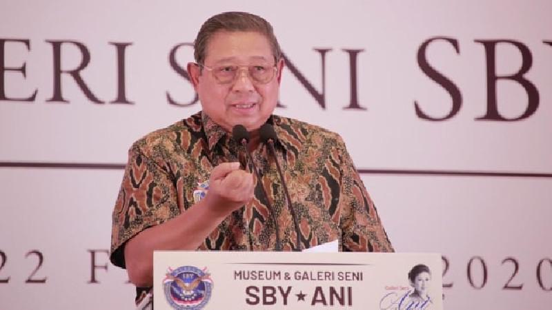 Soroti Ketegangan Antara Penjabat dan Pengkritik Saat Corona, SBY: Malu ke Rakyat