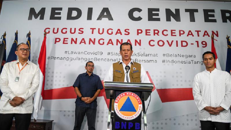 Ada APD Belum Didistribusikan, Kepala Gugus Tugas Penanganan COVID-19: Gubernur Peduli Enggak?