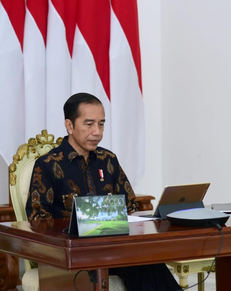 Untuk Bansos Masyarakat Desa, Jokowi Alihkan Rp 21 T Dana Desa
