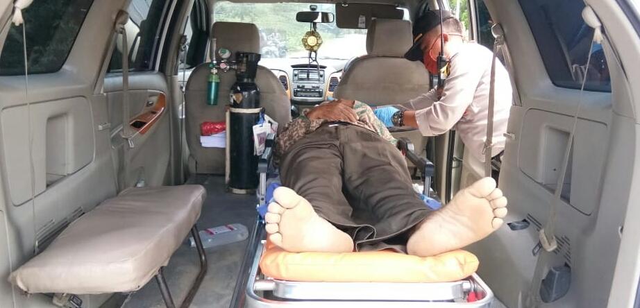 Diduga Serangan Jantung, Pria Ini Meninggal Dunia Saat Mengendarai Mobil