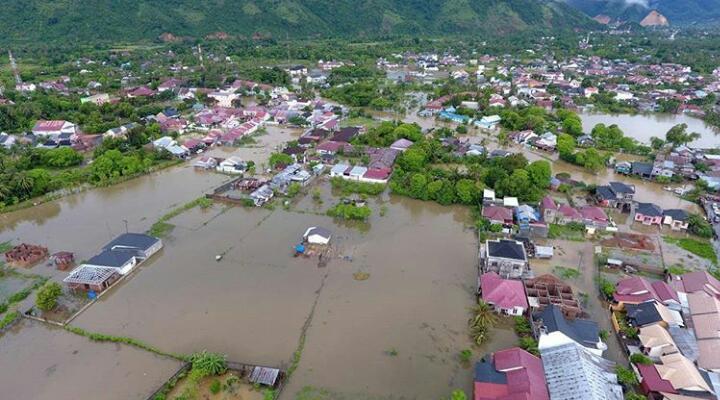 Banda Aceh Diguyur Hujan, 6 Kecamatan Terendam Banjir
