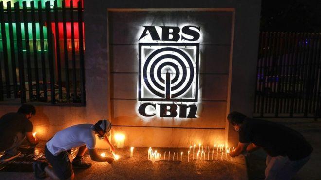 Media Filipina ABS-CBN Berhenti Siaran Setelah Dilarang Mengudara