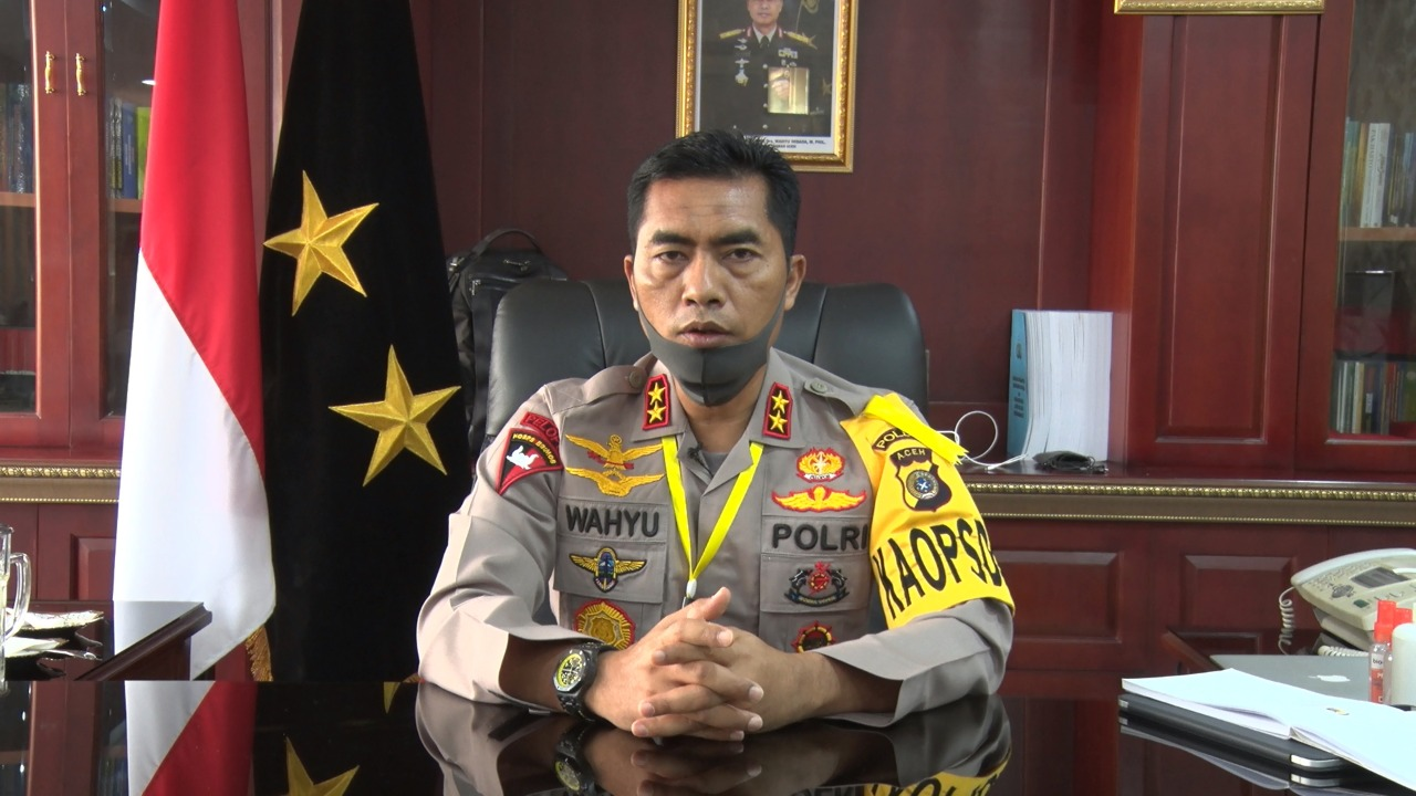 Awasi Penggunaan Dana Covid, Polda Aceh Bentuk Tim Pengawas