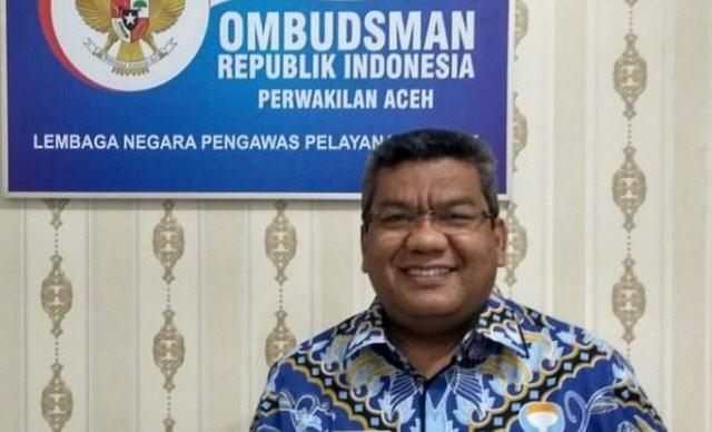 Ombudsman Aceh Apresiasi Kinerja PDAM Tirta Daroy