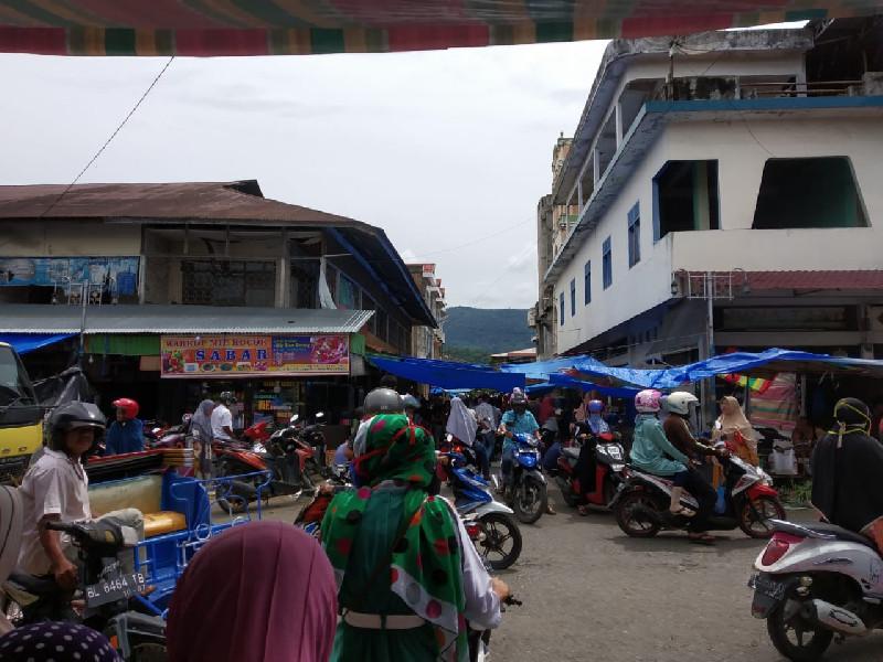 Cerita di Balik Destinasi Pasar Ibukota Abdya