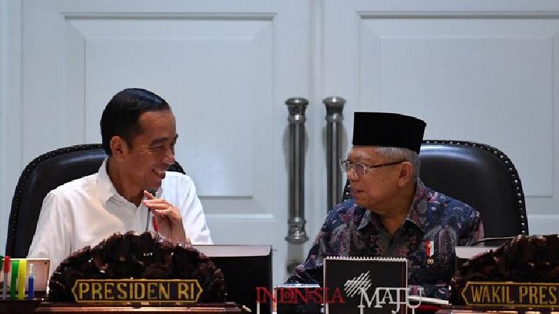 Takbir Virtual Nasional, Tim Masjid Istiqlal Pimpin Bersama Jokowi dan Ma'ruf