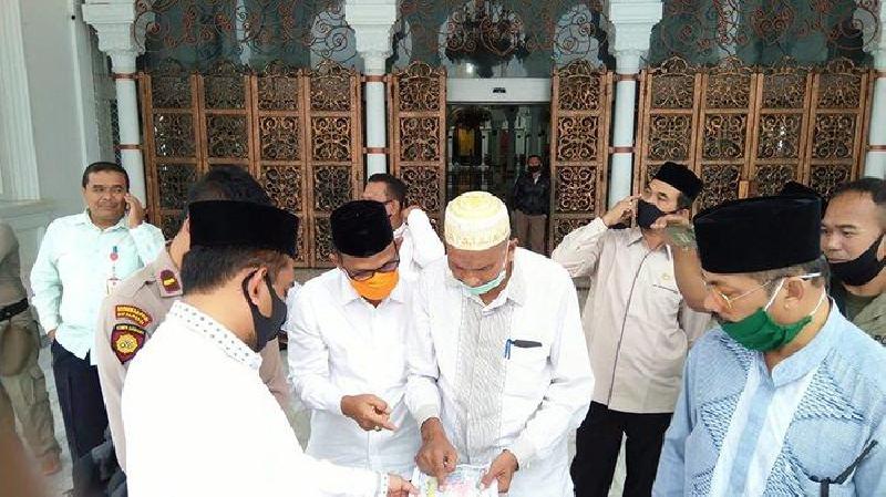 Wajib Tahu, Ini Ketentuan Shalat Idul Fitri 1441 H di Masjid Raya Baiturrahman