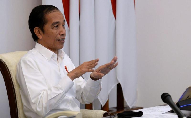 Tegas, Jokowi Belum Berencana Longgarkan PSBB