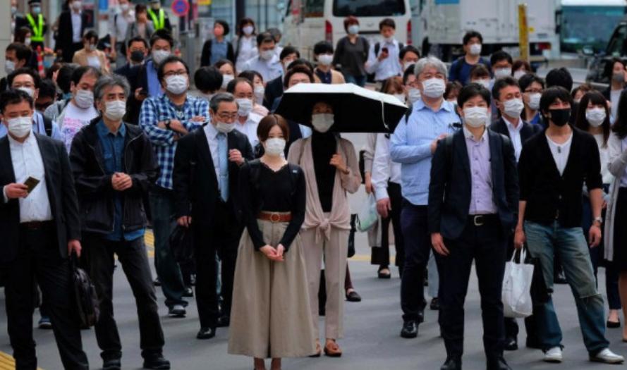 Jepang Cabut Status Darurat Covid-19 di Tokyo, Jalan dan Stasiun Mulai Ramai