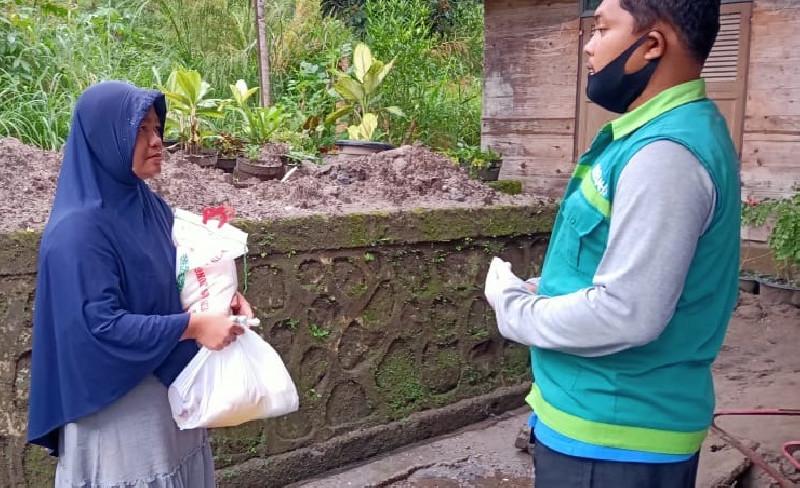 Wahdah Islamiyah Aceh Salurkan Bantuan kepada Korban Banjir di Aceh Tengah