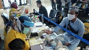Sejak April, Bandara Soetta Temukan 40 Penumpang Positif Corona