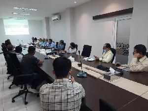 Hendra Budian Minta Forbes DPR dan DPD RI Bantu Aceh