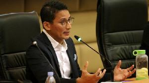 Soal Berdamai dengan COVID-19 dan Izin Bepergian, Sandi Kritik Pemerintah