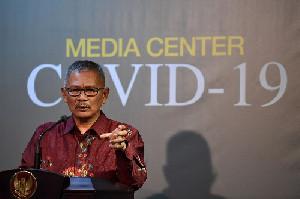 Jubir Pemerintah Covid-19: Penanganan Covid-19 oleh Pemerintah Aceh Sangat Terkordinir, Patut Ditiru