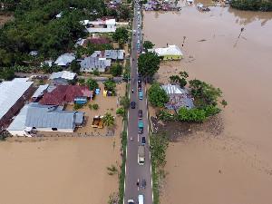 Musibah Banjir Disaat Corona
