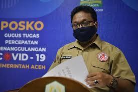 Update Covid-19 di Aceh, Alhamdulillah, Penderita Covid Aceh Sembuh Lagi