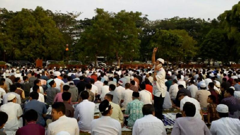 DI Yogyakarta, 220 Masjid Tetap Gelar Salat Idul Fitri