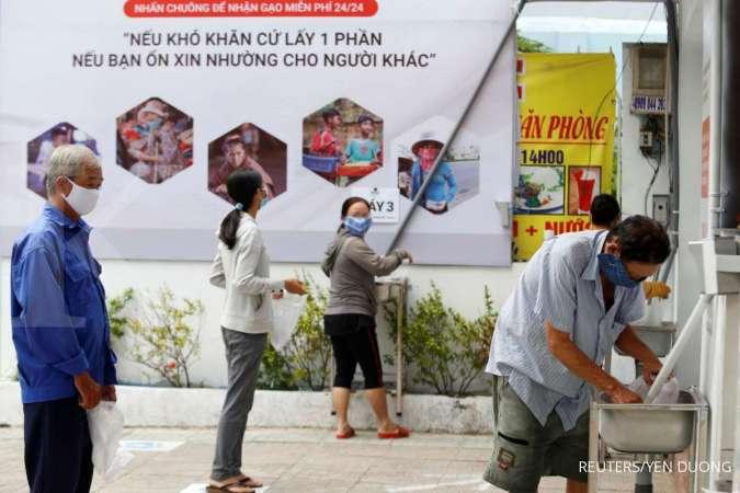 Vietnam Catat 17 Kasus Baru Corona, 21 Ribu Orang Dikarantina