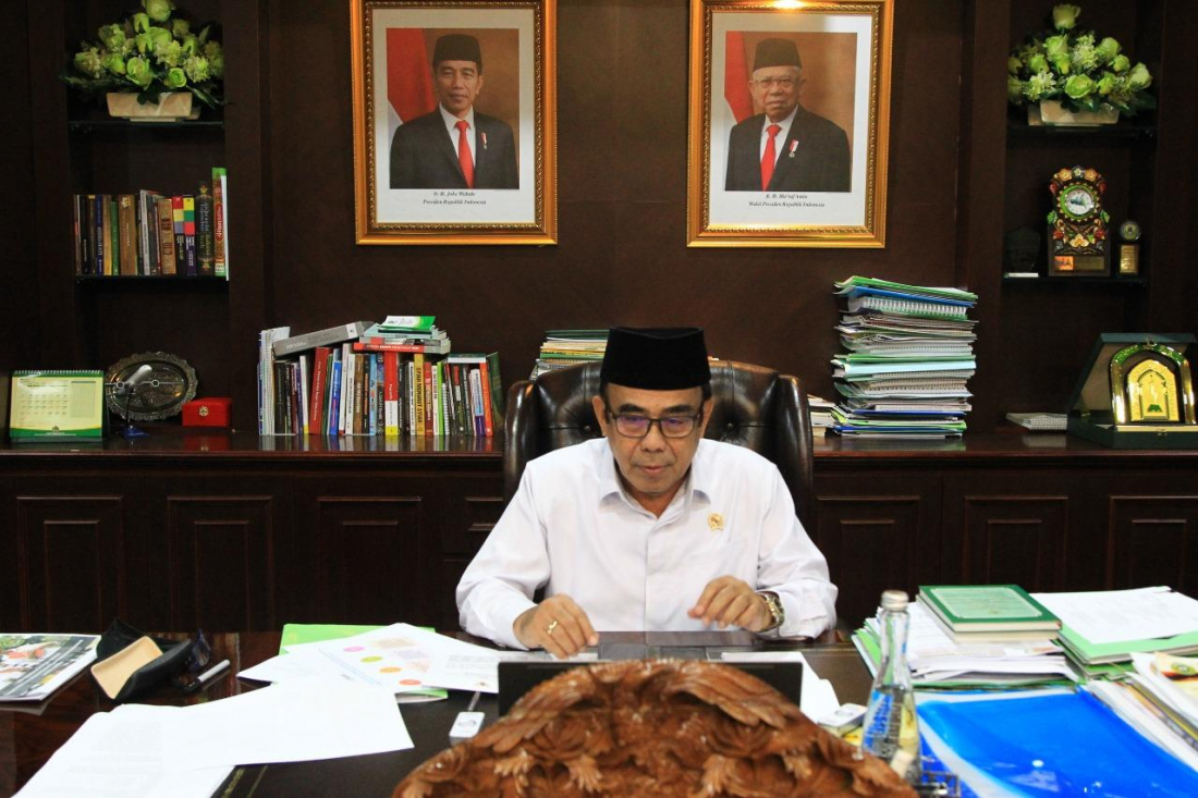 Arab Saudi Batasi Ibadah Haji, Menag: Sejalan Putusan Indonesia