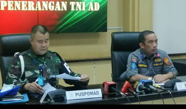 Penusuk Anggota TNI AD di Hotel Mercure Ditangkap, 1 Oknum Marinir dan 1 Sipil