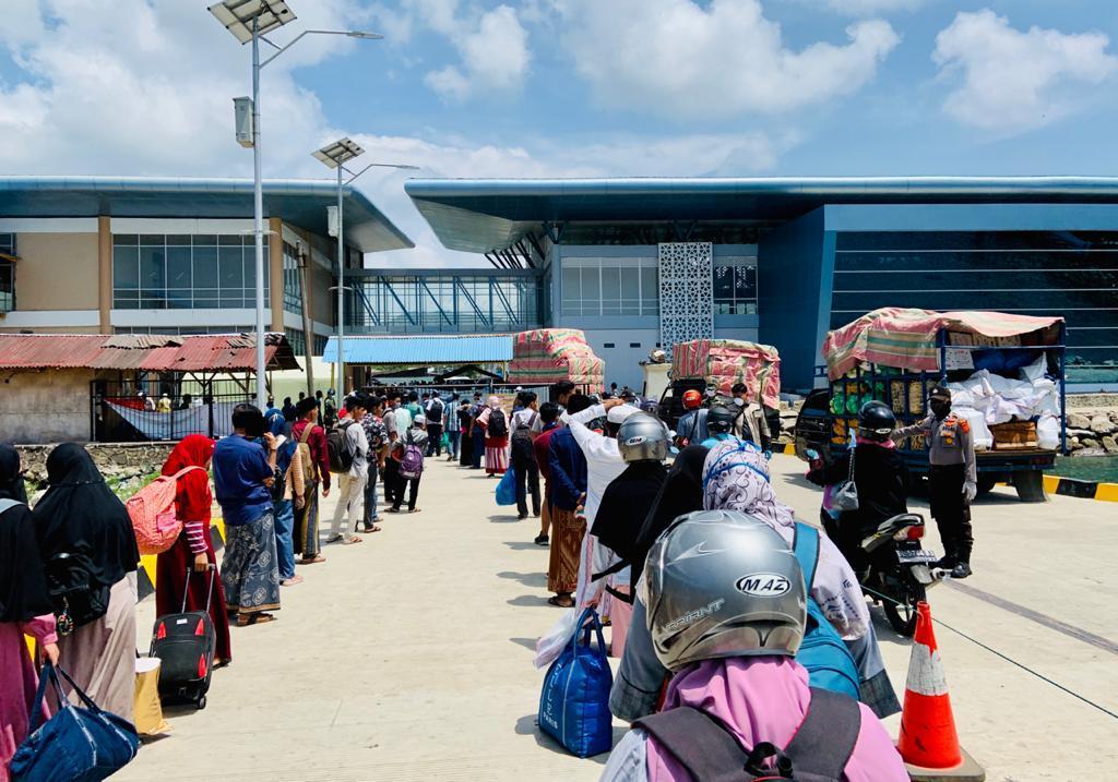 Seiring Penerapan New Normal, Sejumlah Pariwisata Sabang mulai beroperasi