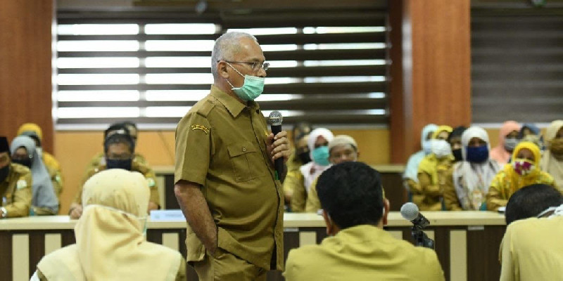 Antisipasi Krisis Pangan, Sekda Aceh Gagas GAKPA