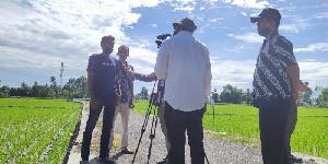Bantu Bajak, Bibit dan Pupuk, Masyarakat Apresiasi Dinas Pertanian