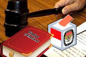 DPR RI Ajukan Dua Opsi RUU Pemilu, Nasional dan Daerah