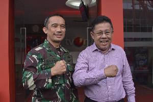 Brigjen TNI Nefra Firdaus: Penting Kerjasama Antara TNI dengan Media